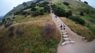 Culver City Stairs the best view