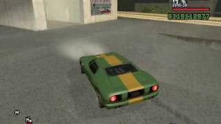 Cars Extreme Modified Tuning - GTA San Andreas