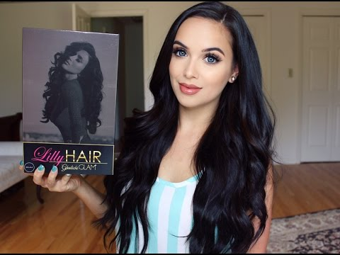 Bellami Hair Extensions: Review/Tutorial