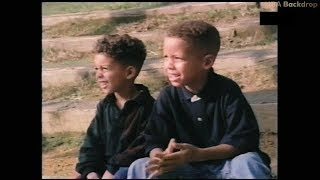 Stephen Curry & Seth Curry & Dell Curry 90s Commercial | 1990s Vintage Burger King Commercial