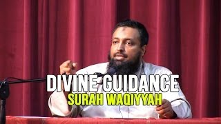 Divine Guidance – Surah Waqi`ah – Day 2 – Tawfique Chowdhury