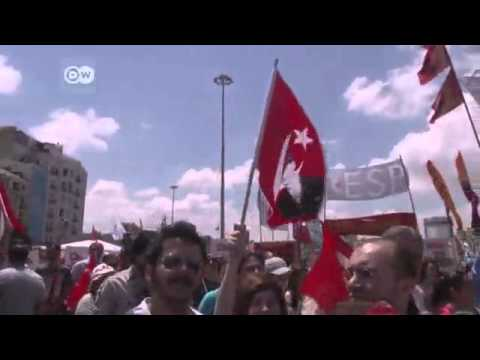 Erdogan Responds to Protests | Journal