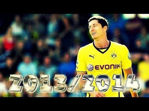 Robert Lewandowski ||Goals & Skills || 2013/2014|| Welcome to FC Bayern Munich|| HD