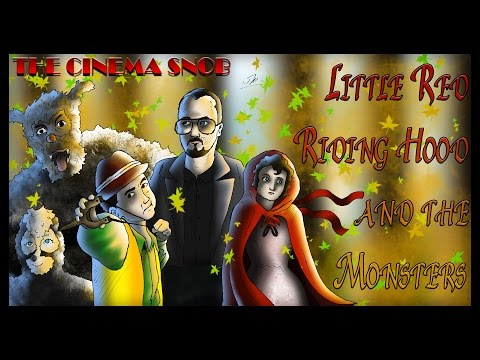 The Cinema Snob: LITTLE RED RIDINGHOOD AND THE MONSTERS
