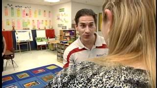 Pay It 4Ward - Kindergarten teacher making a difference