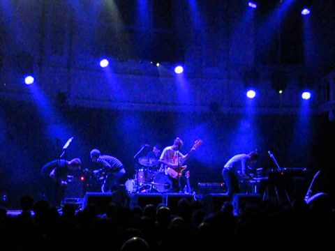 Cold War Kids - Saint John live Paradiso Amsterdam, 1 May 2013