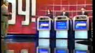 Jeopardy! Season 13 Premiere (1st Bernie Cullen day) Part 3