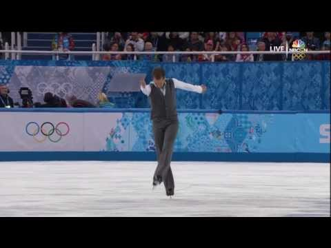 2014 Olympics Men LP 23 LIEBERS Peter GER