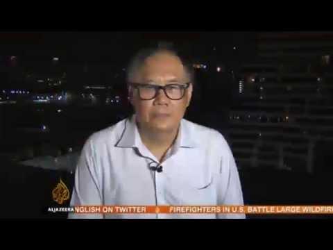 2014 05 24 aljazeera 01 00 Thai Coup + สัมภาษณ์ ฌอน + Zawacki + Forsyth