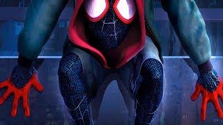 SPIDERMAN - The SpiderVerse MOVIE Trailer (2018)