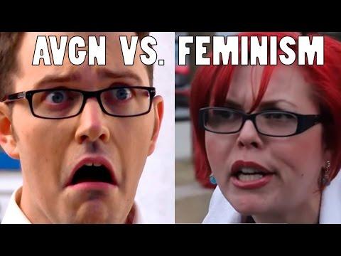 AVGN vs. GHOSTBUSTERS FEMINISM