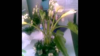 arreglos florales primera comunion