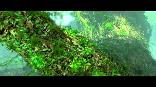 Tarzan 3D Teaser Trailer Legendado HD