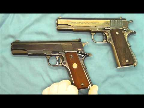 Colt Gold Cup National Match .45 ACP 1911 1911A1