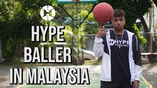 Baller Hype It Up in Malaysia / Scalia