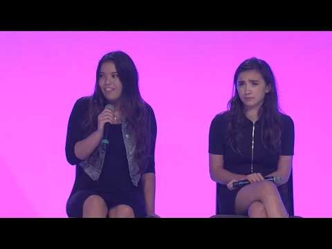 Rowan Blanchard funny moments