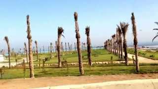 Aménagement de la baie d'Alger (oued El harrache)