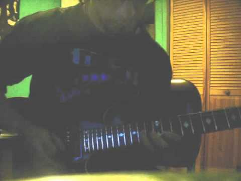 Arch Enemy - Vultures (Christopher Amott Guitar Cover)