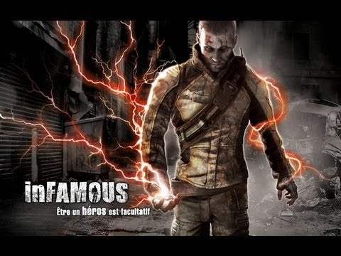 Infamous Mission 1 Les 2 Choix des Karma Le bon et le mauvais (walkthrough)
