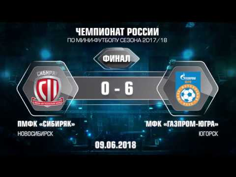 Финал. Сибиряк - Газпром-ЮГРА. 0-6. Четвертый матч