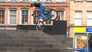 Watch Danny Macaskill Inspired Bicycles video