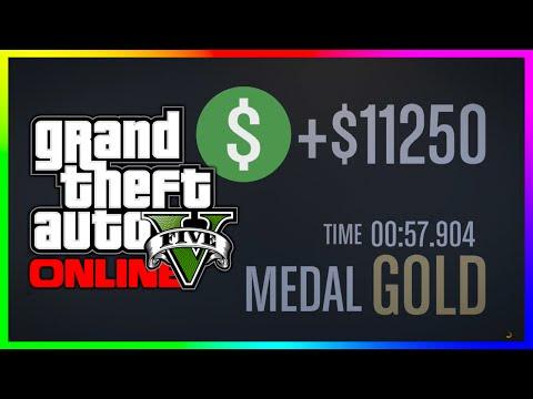 GTA 5 San Andreas Flight School Gold Medal Rewards & HUGE Payouts! (GTA V DLC)