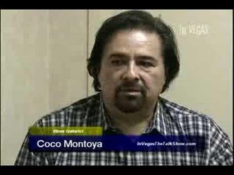 Blues Great-Coco Montoya Exclusive Interview