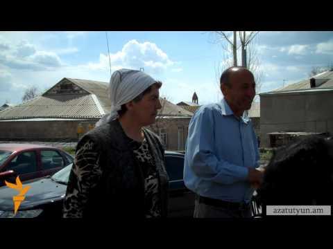 Դեմկուսի ընտրարշավը Շիրակի մարզում