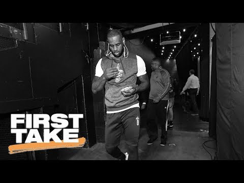 Cavaliers' LeBron James More To Lose Than Kevin Durant In NBA Playoffs? | First Take | May 31, 2017