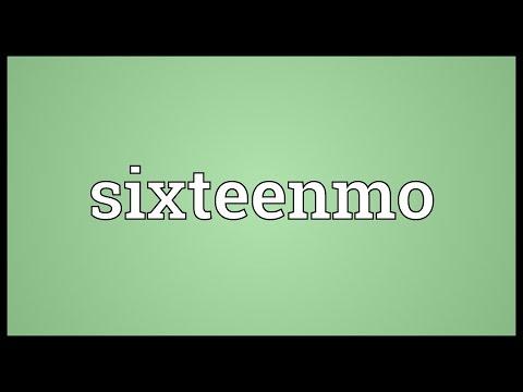 Header of sixteenmo