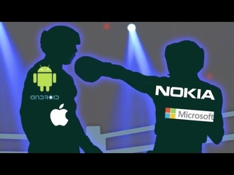 Microsoft and Nokia ready for long fight