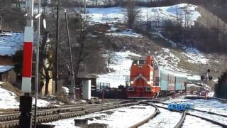 Trenuri in Bratca Vol.6 - Trains in Bratca Vol.6 (Winter Edition)