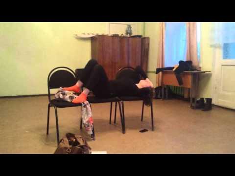 Экзамен в театральный институт, парень жжот!
