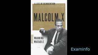 Manning Marable: a Life of Reinvention pt2 (Audiobook)