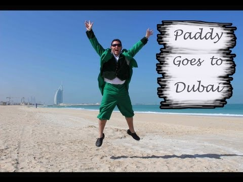 Very Funny! Paddy goes to Dubai (Paddyman)