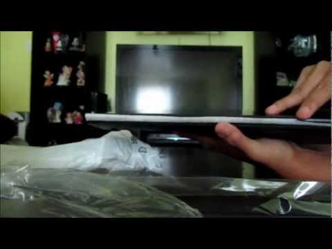 ASUS X401 UNBOXING 2012