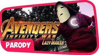 AVENGERS INFINITY WAR Low Budget Trailer Parody