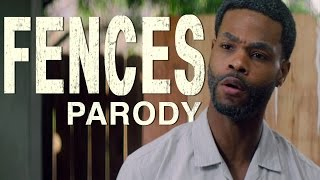 FENCES PARODY by KingBach