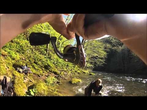 SPIN DOCTORS (Spinner fishing for Oregon Steelhead)
