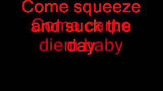 Watch Metallica Carpe Diem Baby video