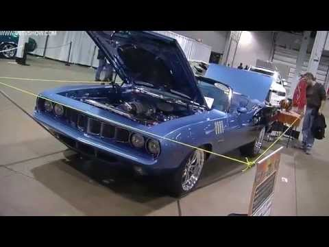 Pro-Touring 1971 Cuda Hemi  - 2012 Muscle Car & Corvette Nationals MCA