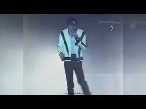 Michael Jackson - Thriller - Live Copenhagen 1997 - HD