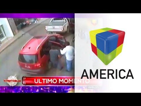 Un video muestra un sospechoso retiro de dinero de una cooperativa de la Tupac Amaru