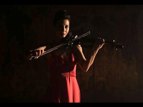 "Videoclip! Alexandra Violin - ""Toamna"""