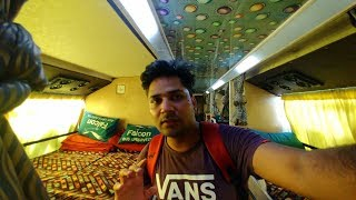 Udaipur to Mumbai: 800Kms in a Bus.!
