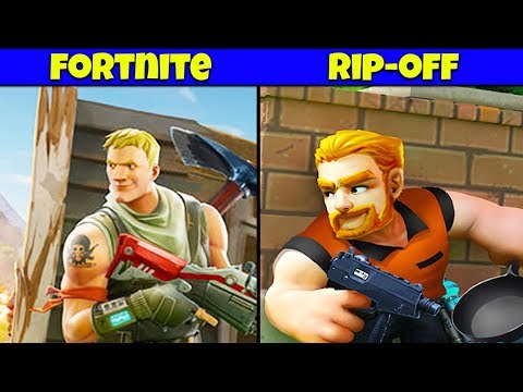 10 Worst Fortnite RIP-OFF Video Games Ever Made