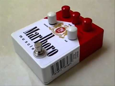 Marlboro Red - American Muscle by REVOLT