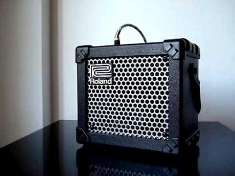 Roland Micro Cube test
