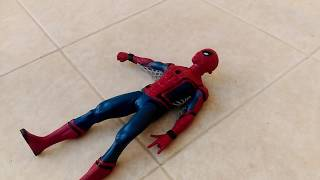Spiderman Homecoming: Spiderman vs Vulture part 2