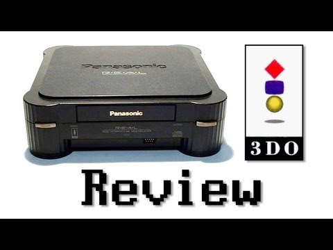 LGR - 3DO Game Console Review